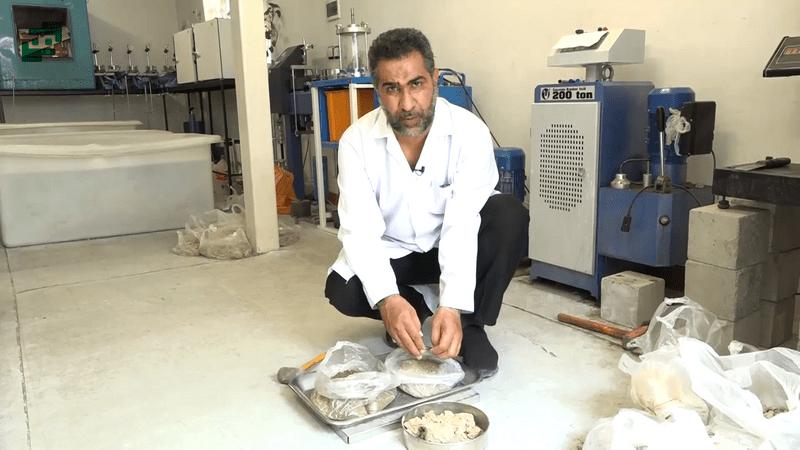آموزش آزمایش مکانیک خاک (3)