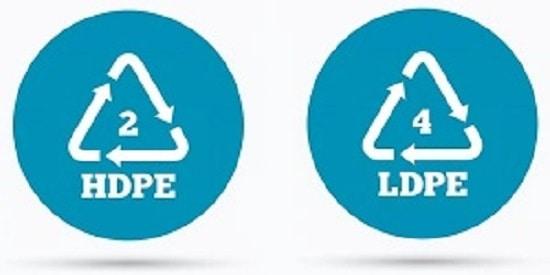 بازیافت و سمی بودن Polyethylene