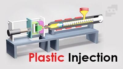 تزریق پلاستیک