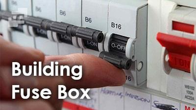 جعبه فیوز ساختمان