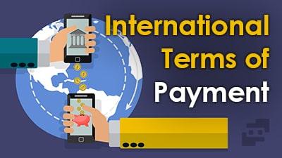روش های بین المللی پرداخت