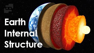 ساختار درونی زمین