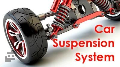 سیستم های تعلیق خودرو
