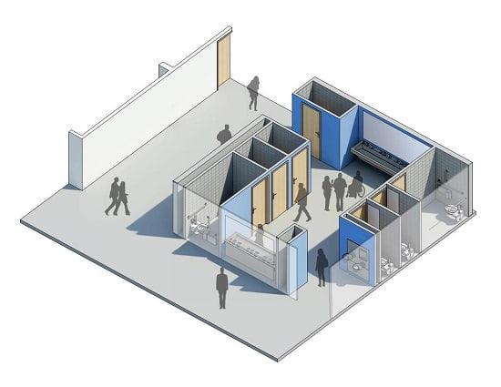 طراحی مناسب تاسیسات بهداشتی ساختمان