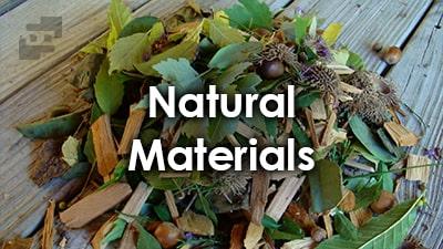 مواد طبیعی