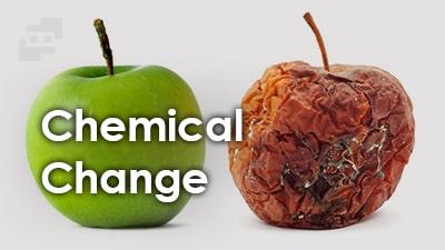 تغییرات شیمیایی